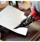 CONNEX Hebelblechschere, schwarz/rot/silberfarben, Kunststoff/Metall-Thumbnail