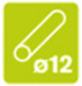 RAPID Heißklebepistole, EG 212, 190 °C-Thumbnail