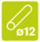 RAPID Heißklebepistole, EG 280, 170 °C-Thumbnail