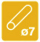 RAPID Heißklebepistole, EG Point, 180 °C-Thumbnail