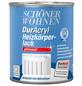 SCHÖNER WOHNEN FARBE Heizkörperlack »DurAcryl glänzend«, weiß, glänzend-Thumbnail