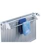 WENKO Heizkörpertrockner »Standard«, silberfarben-weiss, für Handtücher-Thumbnail