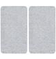 WENKO Herdabdeckplatte, BxHxT: 3 x 1,8 x 52 cm, Glas/Kunststoff, transparent-Thumbnail