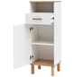 SCHILDMEYER Highboard »Padua«, BxHxT: 40 x 114,5 x 35 cm-Thumbnail