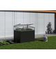 KGT Hochbeet »Aluminium-Hochbeet 130«, BxHxL: 121 x 77 x 91 cm, Aluminium-Thumbnail