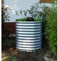 VITAVIA Hochbeet »Terra Rund 858«, BxHxL: 82,1 x 85,8 x 82,1 cm, Zink/Aluminium-Thumbnail