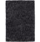 Hochflor-Teppich »BB«, BxL: 140 x 200 cm, lavagrau-Thumbnail