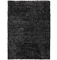 b.b home passion Hochflor-Teppich »BB«, BxL: 70 x 140 cm, grau-Thumbnail