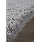 LUXORLIVING Hochflor-Teppich »San Remo«, BxL: 140 x 200 cm, silberfarben-Thumbnail