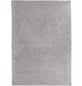 LUXORLIVING Hochflor-Teppich »San Remo«, BxL: 70 x 140 cm, silberfarben-Thumbnail