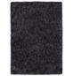 Hochflor-Teppich »Touch«, BxL: 70 x 140 cm, lavagrau-Thumbnail