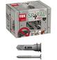 TOX Hohlraumdübel, Zinkdruckguss, 25 Stück, 12 x 39 mm-Thumbnail