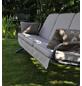 ANGERER FREIZEITMÖBEL Hollywoodschaukel »Comfort Style«, 3-Sitzer, Inkl. Auflagen-Thumbnail