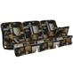 ANGERER FREIZEITMÖBEL Hollywoodschaukelauflage »Comfort«, Abstrakt, braun, 56 cm x 180 cm-Thumbnail
