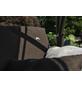 ANGERER FREIZEITMÖBEL Hollywoodschaukelauflage »Smart«, Uni, braun, 54 cm x 180 cm-Thumbnail
