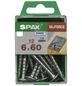 SPAX Holzbauschraube, 6 mm, Stahl, 12 Stk., HI.FORCE 6X60 M-Thumbnail