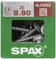 SPAX Holzbauschraube, 8 mm, Stahl, 20 Stk., HI.FORCE 8x80 XXL-Thumbnail