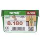 SPAX Holzbauschraube, T-STAR plus, 16 Stk., 8 x 180 mm-Thumbnail