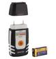 laserliner® Holzfeuchtigkeitsmessgerät »WoodTester«, schwarz/weiss-Thumbnail