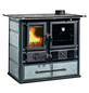 La Nordica-Extraflame® Holzherd »Rosa«, 6,5 kW, mit Sichtscheibe-Thumbnail