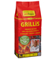 GRILLIS Holzkohlebriketts, aus Buchenholz, 5 kg-Thumbnail