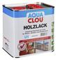 CLOU Holzlack »AQUA«, für innen, 2,5 l, farblos, seidenmatt-Thumbnail