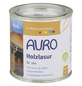 AURO Holzlasur »Aqua«, für innen & außen, 0,375 l, Oxid Grün, seidenglänzend-Thumbnail