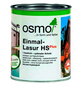OSMO Holzlasur »HS Plus«, für außen, 0,75 l, Mahagoni, seidenmatt-Thumbnail