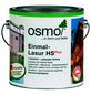 OSMO Holzlasur »HS Plus«, für außen, 2,5 l, Fichte weiß, seidenmatt-Thumbnail