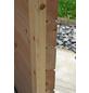 WOLFF Holzpavillon »Milano 3.0«, achteckig, achteckig, BxT: 300,3 x 300,3 cm, inkl. Dacheindeckung-Thumbnail