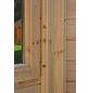 WOLFF Holzpavillon »Roma 4.0«, achteckig, achteckig, BxT: 400 x 400 cm, inkl. Dacheindeckung-Thumbnail