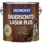 RENOVO Holzschutz-Lasur Farblos-Thumbnail