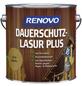 RENOVO Holzschutz-Lasur für außen, 4 l, Lärche, seidenglänzend-Thumbnail