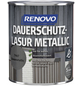 RENOVO Holzschutz-Lasur, Grau, außen-Thumbnail
