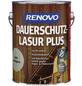 RENOVO Holzschutz-Lasur »PLUS«, Achatgrau, außen-Thumbnail