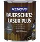 RENOVO Holzschutz-Lasur »PLUS« für außen, 0,75 l, graphitgrau-Thumbnail