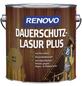 RENOVO Holzschutz-Lasur »PLUS« für außen, 4 l, Teak-Thumbnail