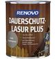 RENOVO Holzschutz-Lasur »PLUS«, Graphitgrau-Thumbnail