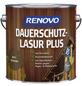 RENOVO Holzschutz-Lasur »PLUS«, Kastanie, außen-Thumbnail