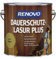 RENOVO Holzschutz-Lasur »PLUS«, Kiefer, außen-Thumbnail