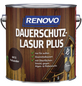 RENOVO Holzschutz-Lasur »PLUS«, Palisander, außen-Thumbnail