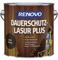 RENOVO Holzschutz-Lasur »PLUS«, Wenge, außen-Thumbnail