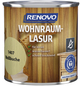 RENOVO Holzschutzmittel für innen, 0,375 l, weiß, seidenglänzend-Thumbnail