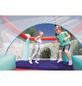 BESTWAY Hüpfburg »Spring n' Slide«, BxHxT: 152 x 152 x 210 cm, Mikrofaser, bunt-Thumbnail