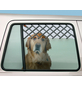 Hunde-Autogitter, für Hunde, Metall, schwarz-Thumbnail