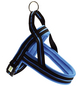 Hunde-Geschirr, Größe: XS, blau-Thumbnail