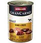 GranCarno® Hunde-Nassfutter »Adult«, Pute/Rind, 400 g-Thumbnail