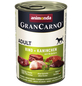 GranCarno® Hunde-Nassfutter »Adult«, Rind/Kaninchen/Kräuter, 400 g-Thumbnail