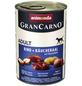 GranCarno® Hunde-Nassfutter »Adult«, Rind/Räucheraal/Kartoffel, 400 g-Thumbnail