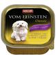 VOM FEINSTEN Hunde-Nassfutter »Classic«, Pute/Lamm, 150 g-Thumbnail